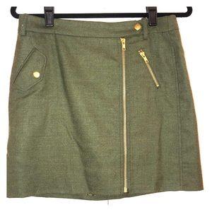 J Crew short pencil skirt